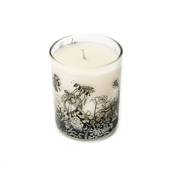 Bee Free Scented Organic Candle