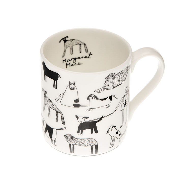 Dogs Fine Bone China Mug