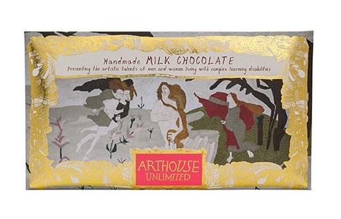Venus Handmade Milk Chocolate - ARTHOUSE Unlimited 2a197ef8660