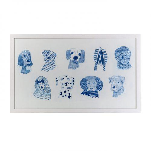 Blue Dogs Originals