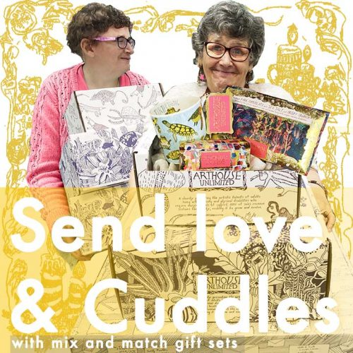 Send Love and Cuddles with Wonderful Winter Warmers