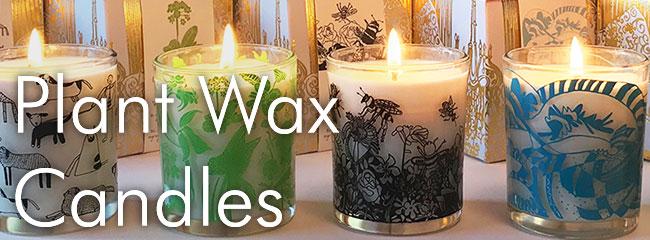 AHU Plant Wax Candles