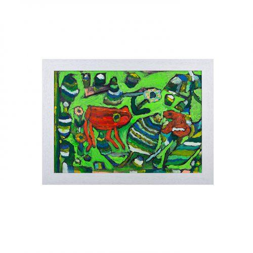 Framed Original Paintings