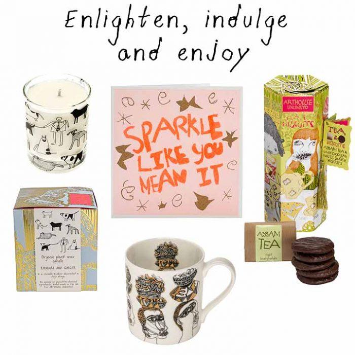 Enlighten, Indulge and Enjoy image