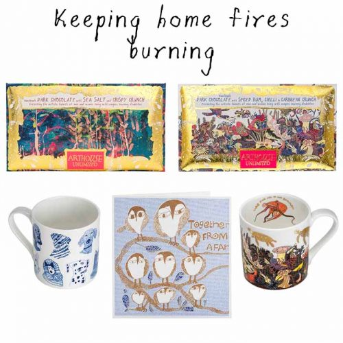 Keeping Home FIres Burning image