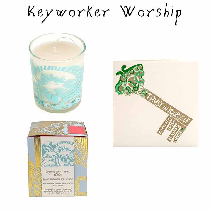 Keyworker Worship image