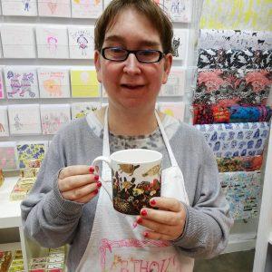 Louise Palmer with mug image