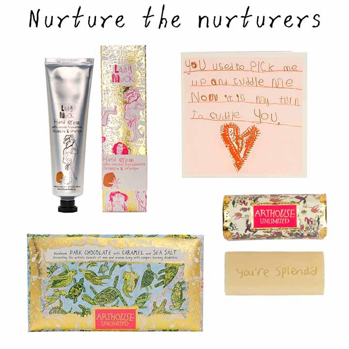 Nurture The Nuturers image