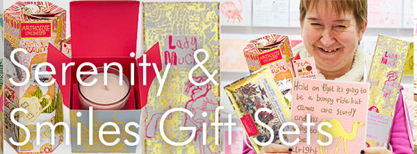 Serenity and Smiles gift sets