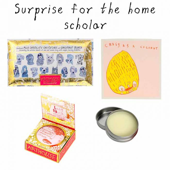 Surprise for the Home Scholar image