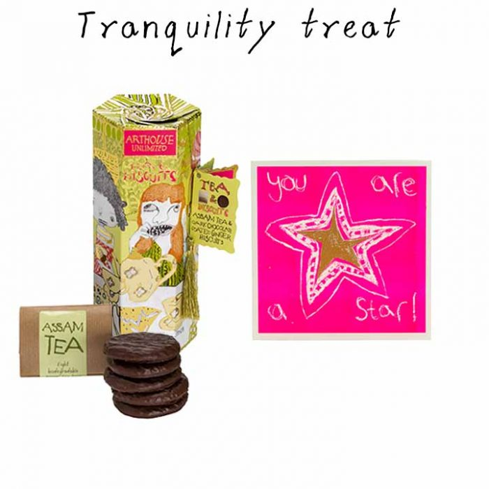 Tranquility Treat Image