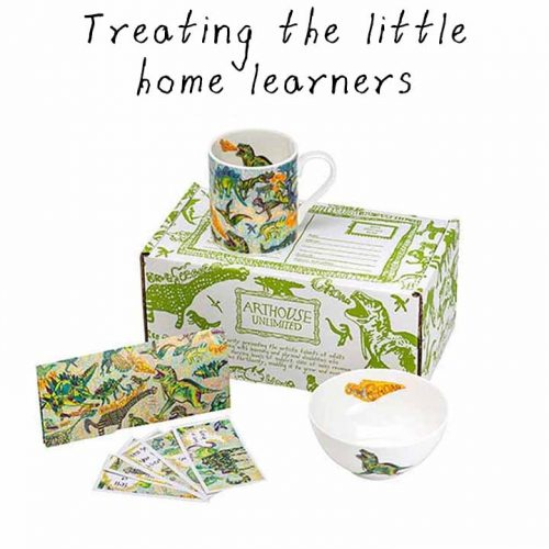 Treating The Little Home Learners image